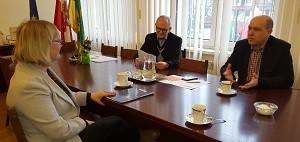 Spotkanie z burmistrzem